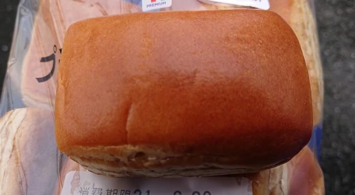 セブンのプチパンメープル 本体表面