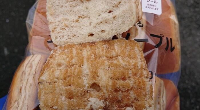 セブンのプチパンメープル のメープルシロップ